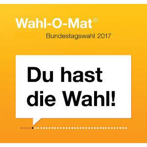 Wahlomat zur Bundestagswahl 2017