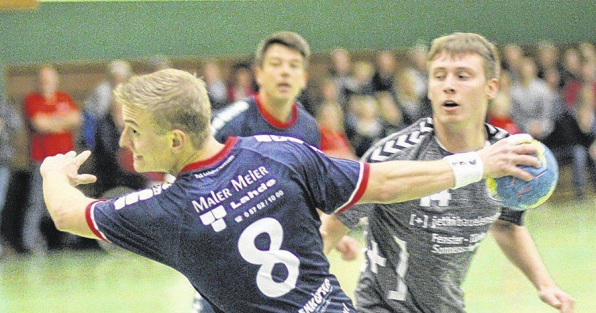 Männer, Landesliga: Lahde siegt deutlich - Bökers Taktik